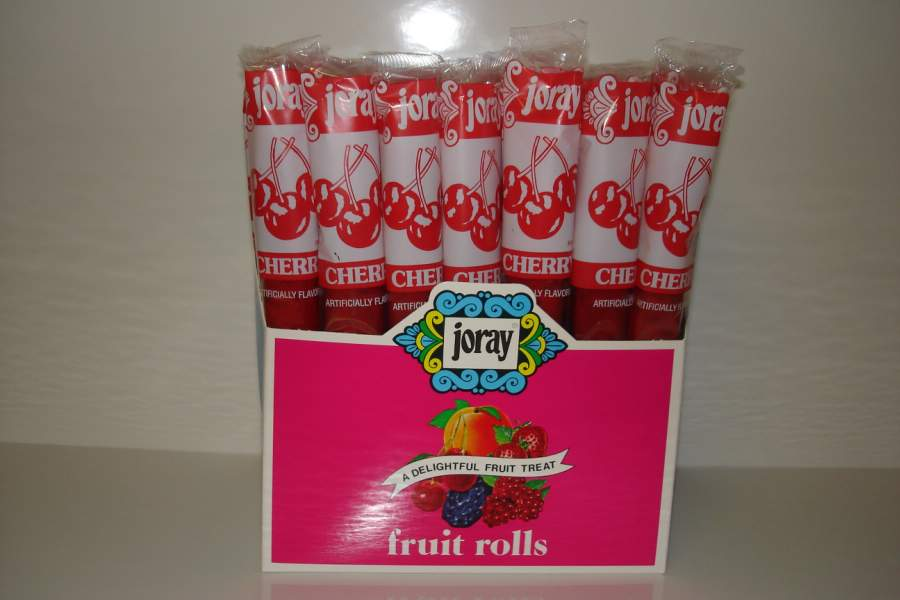 View Cherry Fruit Rolls